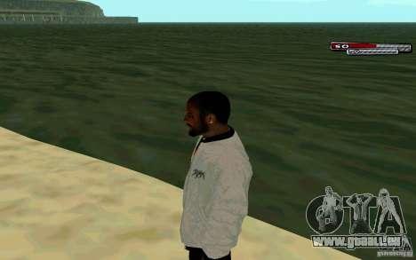 Jamaikanische HD-Haut für GTA San Andreas zweiten Screenshot