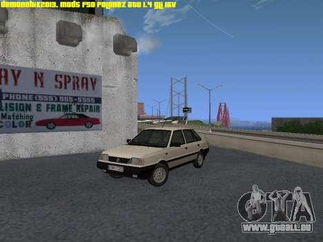 FSO Polonez Atu 1.4 GLI 16v pour GTA San Andreas