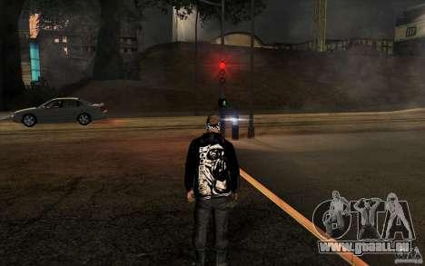 Lensflare für GTA San Andreas siebten Screenshot