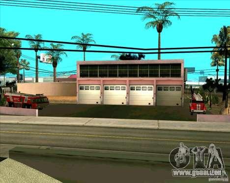Véhicules stationnés v2.0 pour GTA San Andreas huitième écran