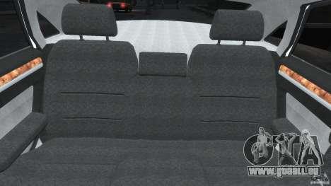 Audi S8 D3 2009 für GTA 4 Innen