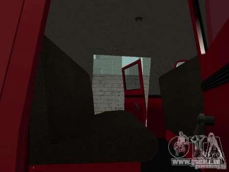 GAZ 51 20 ADC pour GTA San Andreas vue de côté