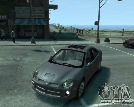 Dodge Neon 02 SRT4 pour GTA 4