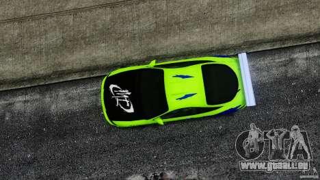 Mitsubishi Eclipse GSX FnF für GTA 4 rechte Ansicht