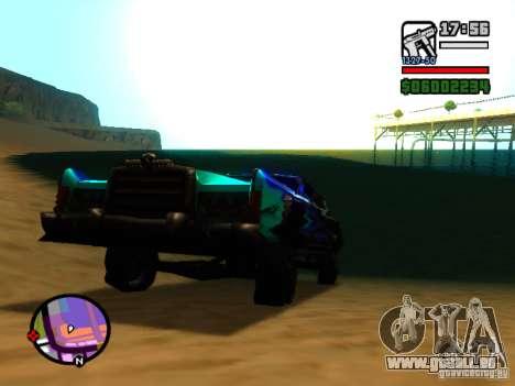 Enbseries für GTA San Andreas dritten Screenshot