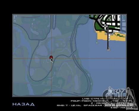 Maison Hunter v 1.0 pour GTA San Andreas septième écran