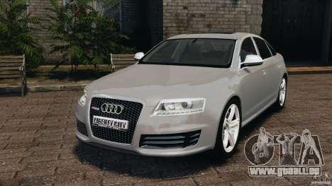 Audi RS6 2010 v1.1 pour GTA 4