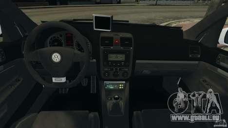 Volkswagen Golf 5 GTI South African Police [ELS] pour GTA 4 est un droit
