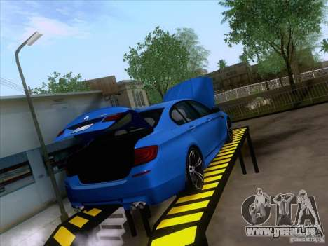 Auto Estokada v1.0 pour GTA San Andreas sixième écran