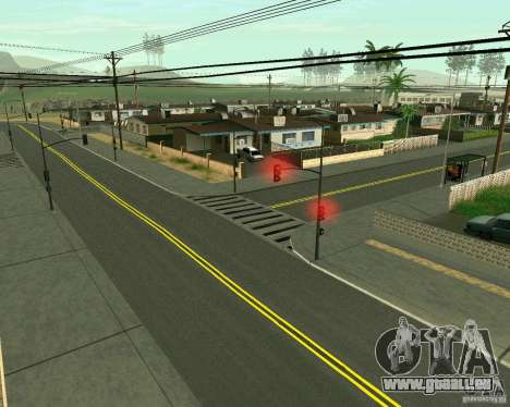 GTA 4 Road Las Venturas für GTA San Andreas zwölften Screenshot