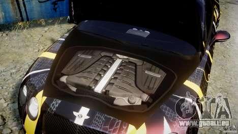 Bentley Continental SS 2010 Gumball 3000 [EPM] pour GTA 4 est un droit