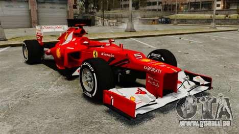 Ferrari F2012 für GTA 4