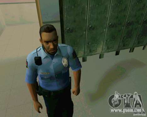 Azeri Polis für GTA San Andreas