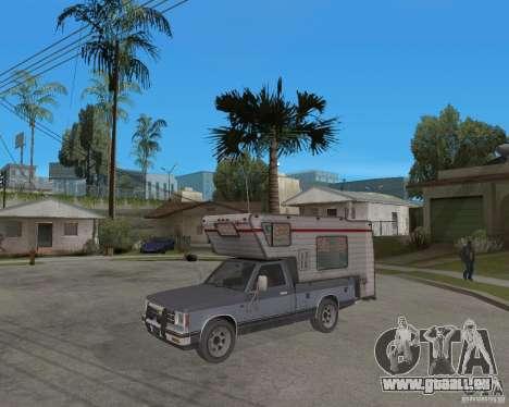 Chevrolet S-10 Kemper v2.0 für GTA San Andreas