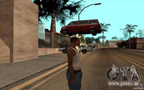 Dessin pour GTA San Andreas cinquième écran