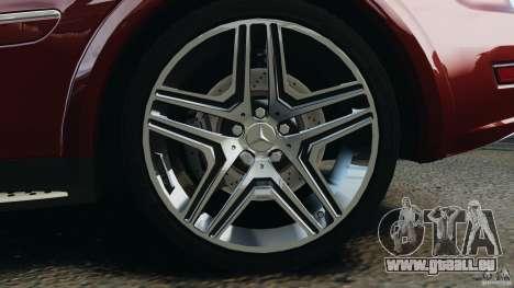 Mercedes-Benz ML63 (AMG) 2009 für GTA 4-Motor
