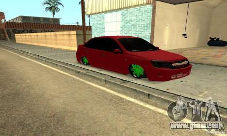 Lada Granta Dag Style pour GTA San Andreas