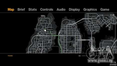Pizza Hut pour GTA 4 quatrième écran