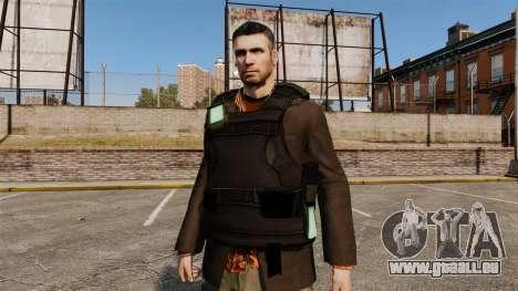Sam Fisher-v7 für GTA 4 weiter Screenshot