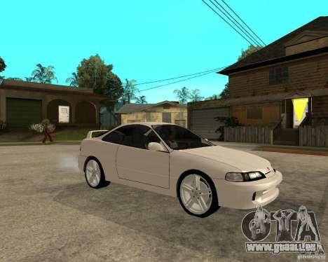 Honda Integra 1996 für GTA San Andreas rechten Ansicht