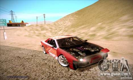 Elegy 180SX pour GTA San Andreas