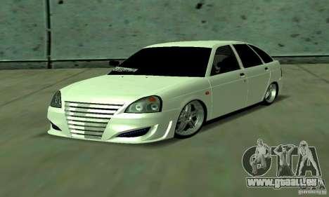 Lada Priora Sport für GTA San Andreas