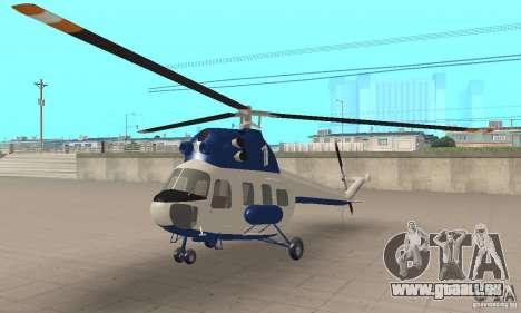 Mi-2 canaux pour GTA San Andreas