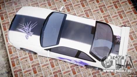 Nissan Silvia S14 [EPM] pour GTA 4 est un droit