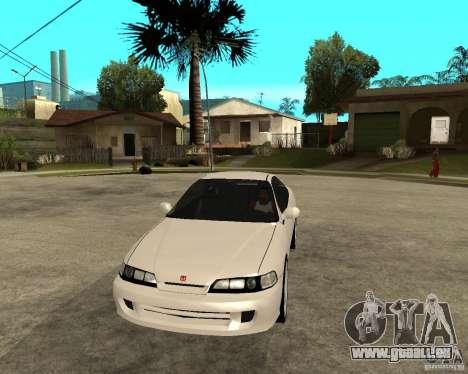Honda Integra 1996 pour GTA San Andreas vue arrière