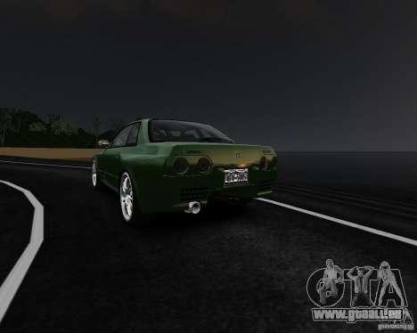 Nissan Skyline R32 GTS-t Veilside für GTA 4 rechte Ansicht