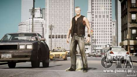 Merle Dixon pour GTA 4