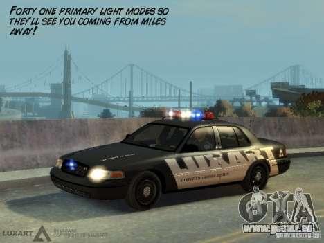 EMERGENCY LIGHTING SYSTEM V6 für GTA 4 weiter Screenshot