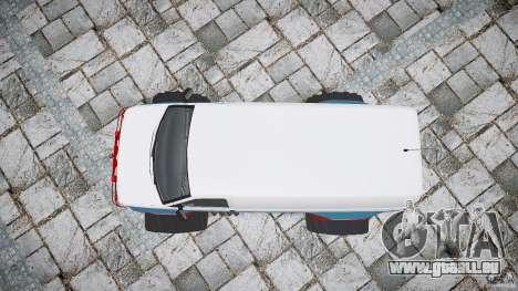 MEGA Speedo v0.9 für GTA 4 rechte Ansicht