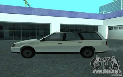 Lingot de GTA 4 pour GTA San Andreas sur la vue arrière gauche