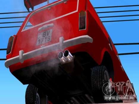 VAZ 2102 für GTA San Andreas Seitenansicht