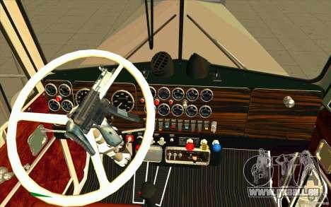 Kenworth W900 Heavy Hauler 1974 für GTA San Andreas rechten Ansicht