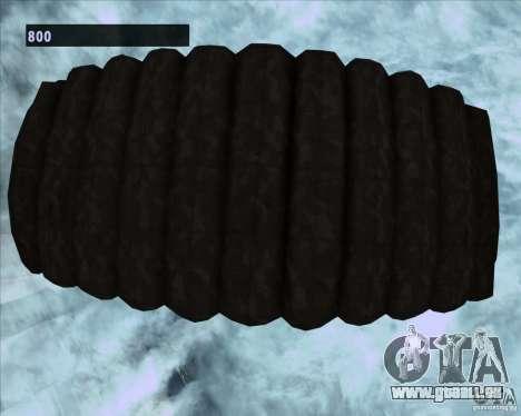 Black Ops Parachute für GTA San Andreas sechsten Screenshot