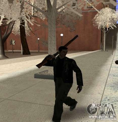 Neue Animationen 2012 für GTA San Andreas zweiten Screenshot