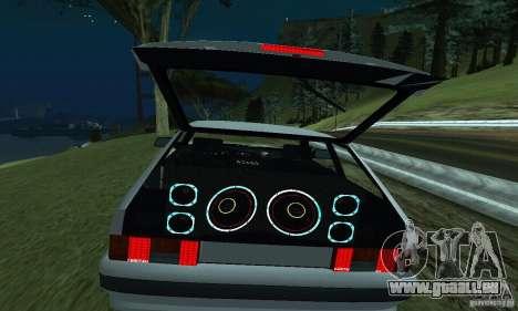VAZ 2113 pour GTA San Andreas vue de côté