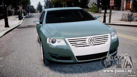 Volkswagen Passat Variant R50 pour GTA 4