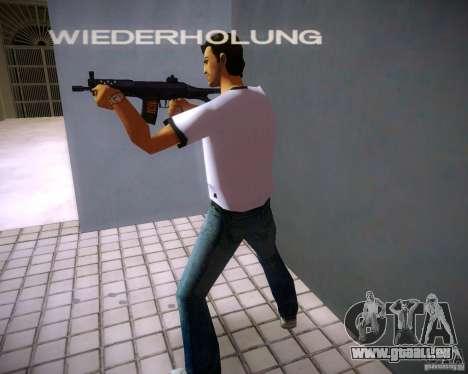 Sig552 für GTA Vice City dritte Screenshot