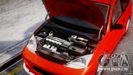 Ford Focus SVT WRC Street pour GTA 4 est un droit