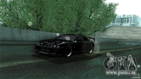 Nissan 200sx für GTA San Andreas Seitenansicht