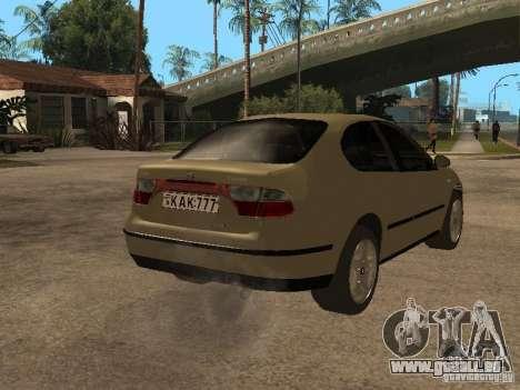 Seat Toledo 1.9 1999 für GTA San Andreas rechten Ansicht