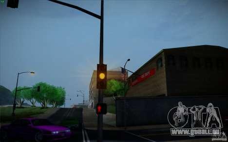 Lensflare v1.2 Final for SAMP Fixed Version pour GTA San Andreas quatrième écran