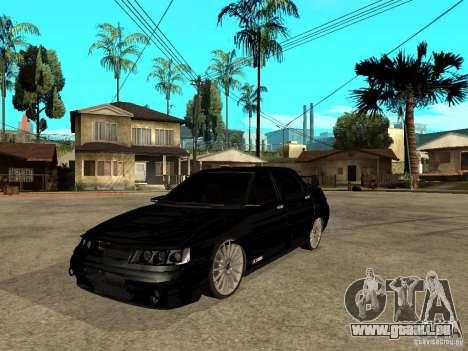 VAZ 2110 Penza Tuning pour GTA San Andreas