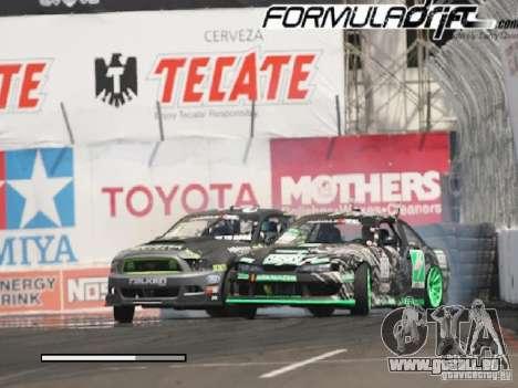 Écrans de chargement Formula Drift pour GTA San Andreas deuxième écran