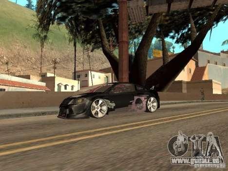 Chevrolet Cobalt SS Shift Tuning für GTA San Andreas zurück linke Ansicht