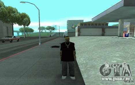 Neue Skins Los Santos Vagos für GTA San Andreas her Screenshot