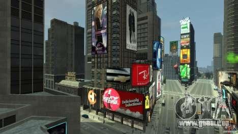 Time Square Mod pour GTA 4 huitième écran